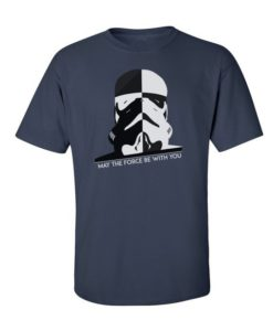 May the force be with you - navy blue