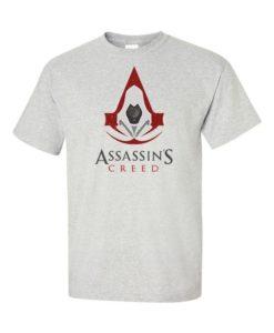 Assassins Creed Mens T-Shirt Gray