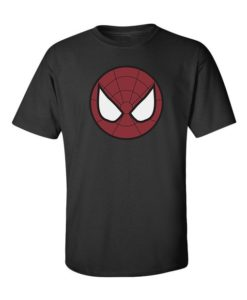 Young Spidey T-Shirt Black