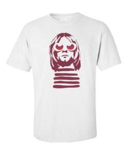Kurt Cobain T-Shirt White