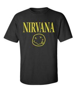 NIRVANA T-Shirt Black