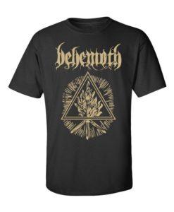 Behemoth Music T-Shirts Black