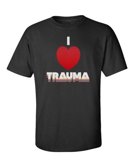 Doctor Love Trauma Black