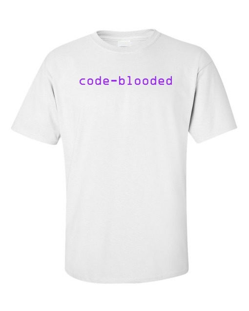Software Engg Code Blooded White