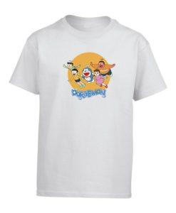 Doraemon Groupie White