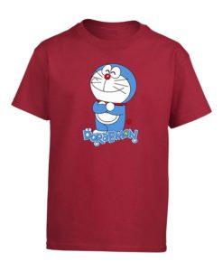 Doraemon Posing Kids Red