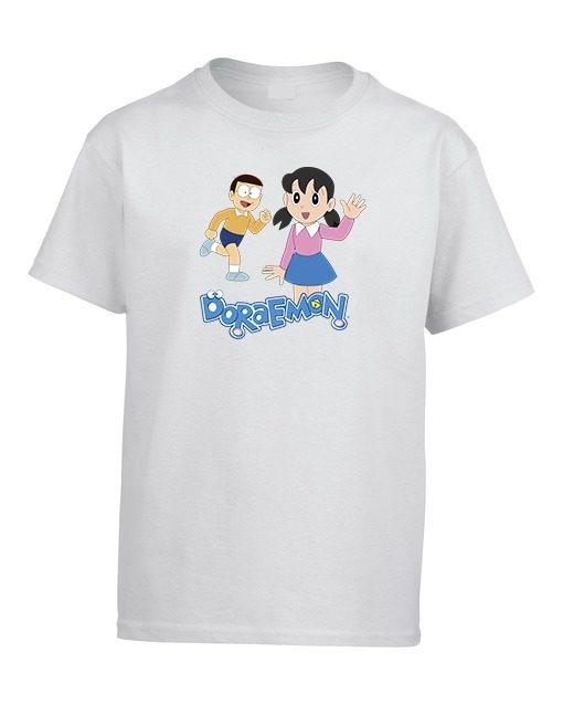 Doraemon Shizuka White