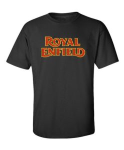 Enfield Logotype Black