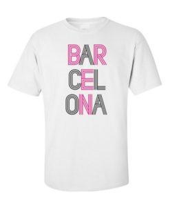 Football Barcelona White