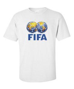 Football FIFA Old Logo White