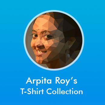 Arpita's banner logo