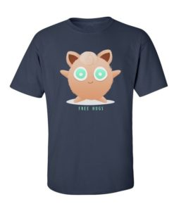 Pokemon Go Jigglypuff Navy Blue