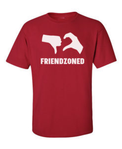friendzoned cherry red