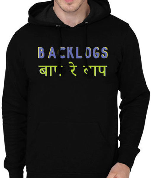 bcklogs black