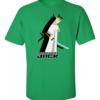 Samurai Jack green