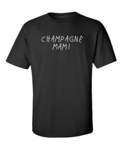 champagne mami black
