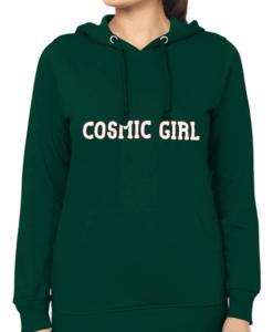 cosmic girl olive green