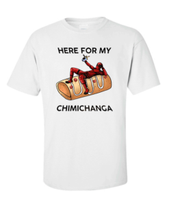 chimichanga white