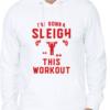 workout sleigh white